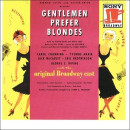 Gentlemen Prefer Blondes [Original Broadway Cast] [1991 Reissue]