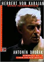 Herbert Von Karajan - His Legacy for Home Video: Dvorak - Symphony No. 9