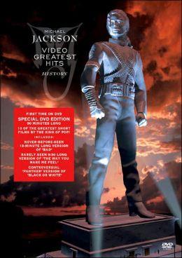 Michael Jackson: HIStory - Video Greatest Hits