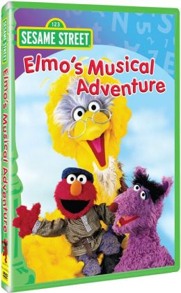 Sesame Street: Elmo's Musical Adventure -The Story of Peter and the Wolf