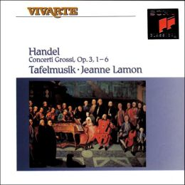 Handel: Concerto Grossi, Op. 3
