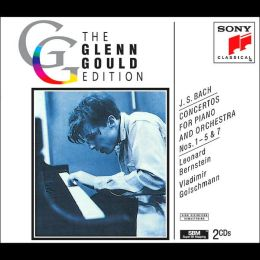 The Glenn Gould Edition: Bach: Piano Concertos Nos. 1-5 & 7