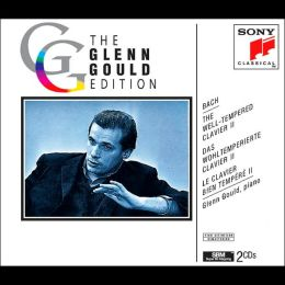 The Glenn Gould Edition: Bach: The Well-Tempered Clavier, Book II
