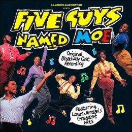 Five Guys Named Moe