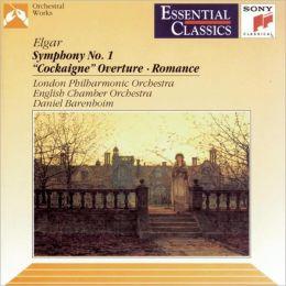 Elgar: Symphony No.1, Romance, Overture