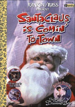 Santa Claus Is Comin' to Town/Little Drummer Boy