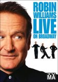 Video/DVD. Title: Robin Williams: Live On Broadway