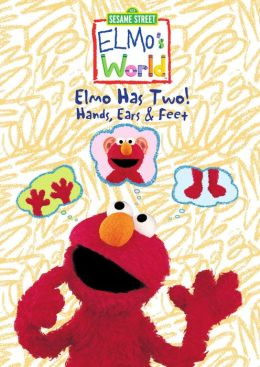 Sesame Street: Elmo's World - Elmo Has Two! Hands, Ears & Feet