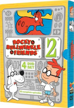 Rocky and Bullwinkle Show - Complete Season 2