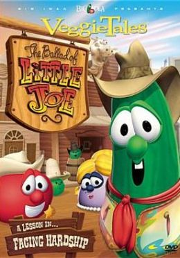 Veggie Tales: The Ballad of Little Joe - A Lesson in Trusting God