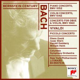 Bernstein Century: Bach - Brandenburg Concerto No. 3 and Other Works