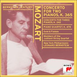 Mozart: Piano Concertos K. 365 & 242; Piano Quartet, D. 478
