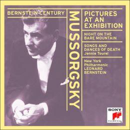 Bernstein Century: Mussorgsky - Pictures at an Exhibition/Other Works