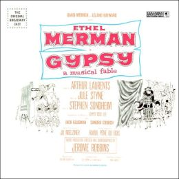 Gypsy [Original Broadway Cast] [Bonus Tracks]