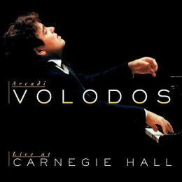 Arcadi Volodos: Live at Carnegie Hall