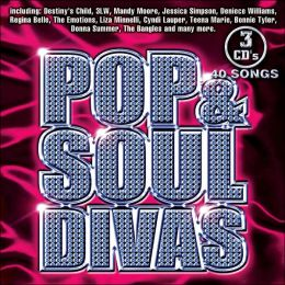 Pop and Soul Divas [Box Set]