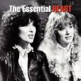 CD Cover Image. Title: The Essential Heart, Artist: Heart