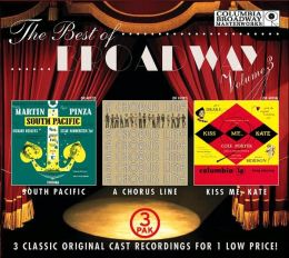 South Pacific/A Chorus Line/Kiss Me Kate