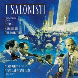 I Salonisti Play Music From Titanic, Casablanca, The Godfather