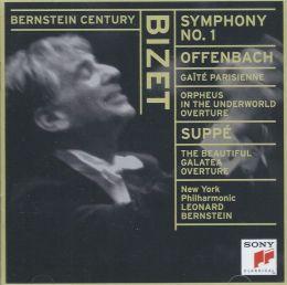 Bizet: Symphony No. 1; Offenbach: Gaite Parisienne