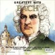 CD Cover Image. Title: Bach Greatest Hits