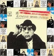 The Original Jacket Collection: Stravinsky Conducts Stravinsky