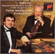 Mozart: Sonatas for Piano and Violin