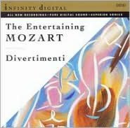 The Entertaining Mozart