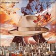 CD Cover Image. Title: Heavy Weather, Artist: Weather Report