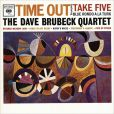CD Cover Image. Title: Time Out, Artist: The Dave Brubeck Quartet