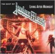 CD Cover Image. Title: The Best of Judas Priest: Living After Midnight, Artist: Judas Priest