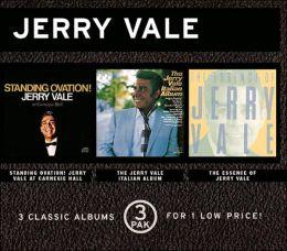 Standing Ovation!/Italian Album/The Essence of Jerry Vale