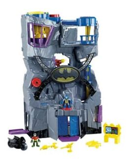 Fisher Price Batcave