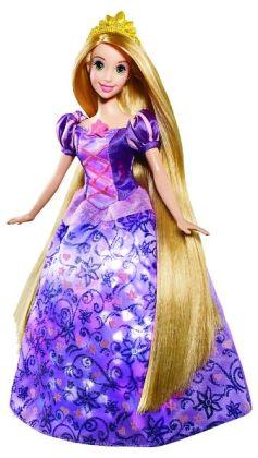 Disney Tangled Sing & Glow Rapunzel
