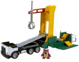 Toy Story Garbage Truck Playset