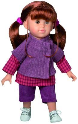 Corolle Classic Coquette Redhead 14 inch Doll