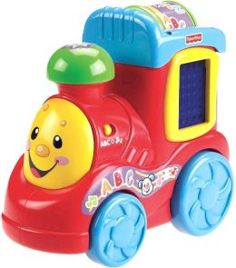 Fisher Price Laugh & Learn ABC Train