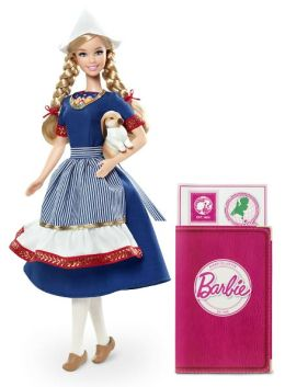 Barbie Collector Dolls of the World Holland