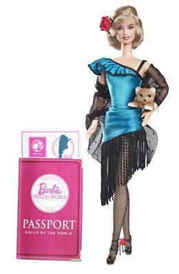 Barbie Collector Dolls of the World Argentina