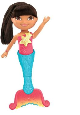 Fisher Price Dive & Swim Mermaid Dora