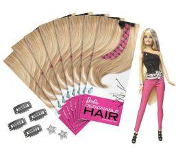 BARBIE Printable Hair with Doll