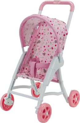 Corolle Small Baby Doll Stroller