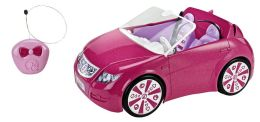 Barbie Remote Control Convertible