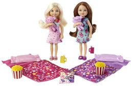 Barbie Chelsea Slumber Party Giftset