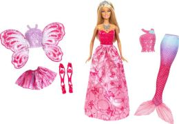 Barbie Royal Dress Up Doll