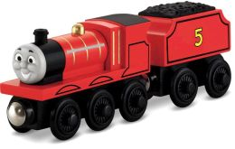 Thomas Wooden Railway James
