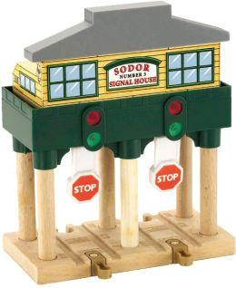Thomas Wooden Railway Over-The -Track Signal