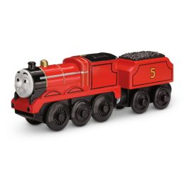 Thomas Wooden Wooden Railway Battery Operated James