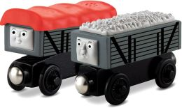 Thomas Wooden Railway Giggling Troublesome Trucks 2-Pack