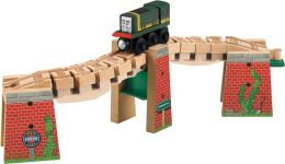 Thomas Wooden Railway Wacky Track Bridge